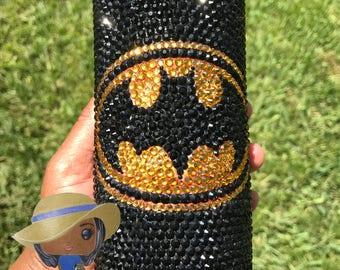 Batman Stainless Steel Travel Mug Tumbler Cup