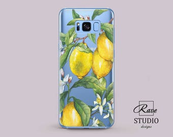 Lemon Samsung 8 Samsung 8 plus case s8 plust phone case Samsung A3 case Samsung A5 Galaxy 7 case Samsung note 8 case Samsung note 8 Samsung