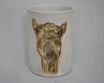 White Camel Cup