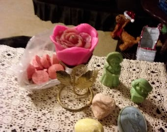 Avon Soap and Candle Grab Bag