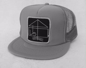 UNS Trucker hat. Rise Above design / patch.
