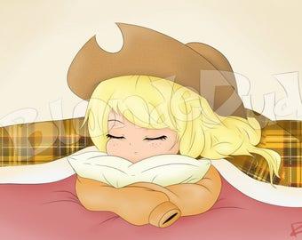 MLP Sleepy Time- Applejack