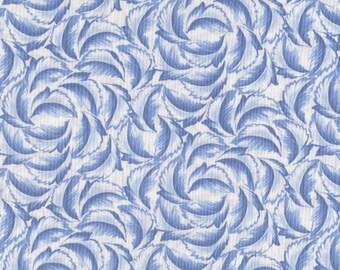 tissu patchwork bleu clothworks fabrics LORNA