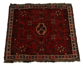 Shiraz Rug Semi Antique