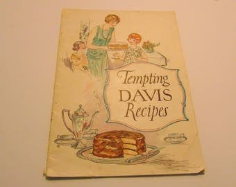 Tempting Davis Recipes