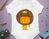 Lion king baby bodysuit, Lion king baby onesie, Lion king baby shower, Lion king first birthday, Lion king 1st birthday, Gift baby,Baby gift