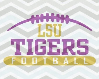LSU Football SVG, Svg Football, lsu Football,lsu svg, svg lsu, Sport svg, svg Sports, lsu, lsu, Tigers SVG, Svg Tigers
