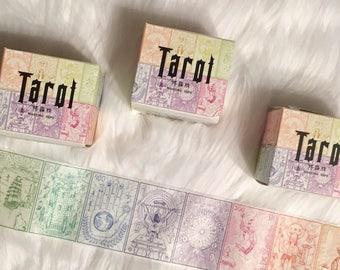 Tarot washi tape/masking tape