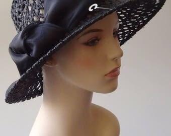 Theodora Hat Italian Designer SOPRATTUTTO CAPPELLI