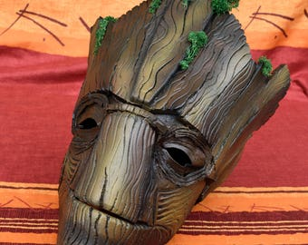 Groot Mask from Guardian of Galaxy