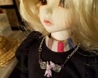 Pegasus BJD Necklace