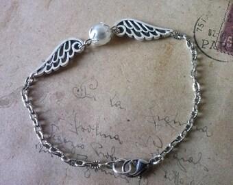 Wing Bracelet
