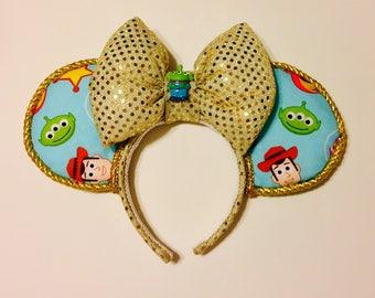 Toy Story : Alien ears
