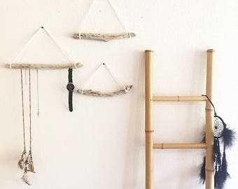 Hakan - Driftwood jewelry holder