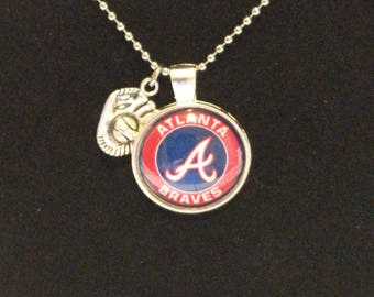 Atlanta Braves pendant