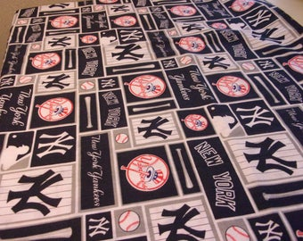 New York Yankees Baby Blanket