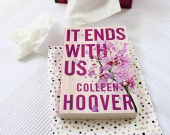 Polka BookBud book sleeve