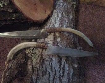 bone handle knives