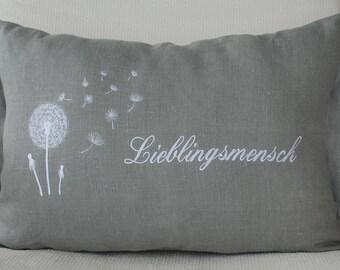Favorite person pillow, wedding pillow, engagement pillow, friendship pillow