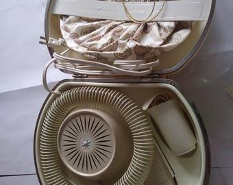 Vintage Deluxe hair dryer