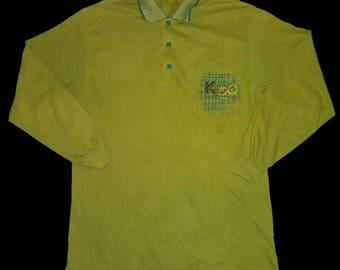 vintage KENZO GOLF polo shirt