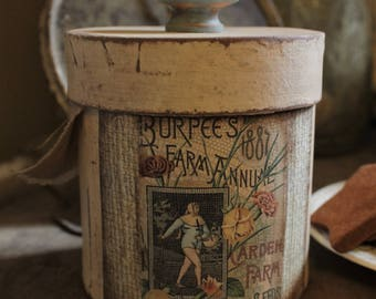 Burpee Seed Box