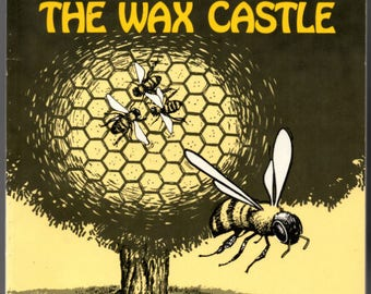 Hummy and the Wax Castle paperback book