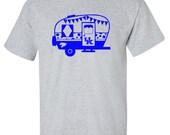University of Kentucky Camper Adult Unisex Tshirt