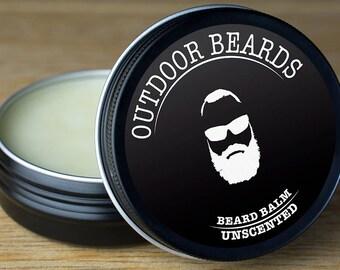 Outdoor Beards Beard Balm - Unscented