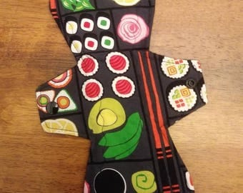 "11"" Sushi Cloth Pad"