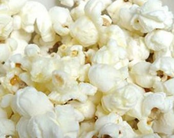 Damn Good Popcorn's 3 Gallon Party Bag of Naked Popcorn Diet Popcorn No Preservatives