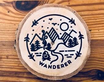Wanderer Wooden Coaster