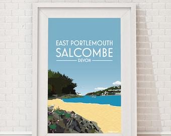 East Portlemouth, Salcombe, Devon
