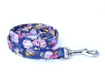 Ditsy Floral Dog Lead