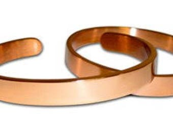 Pain relief copper Bangle Bracelet