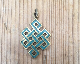 Infinity pendant (nagpas)
