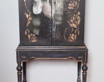 Gypsy Bookcase