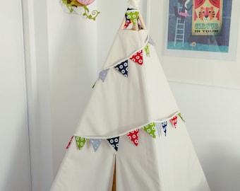 Kids teepee / tent for children