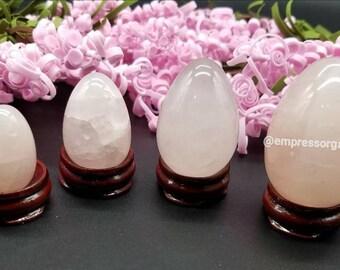 Rose Quartz Yoni Eggs