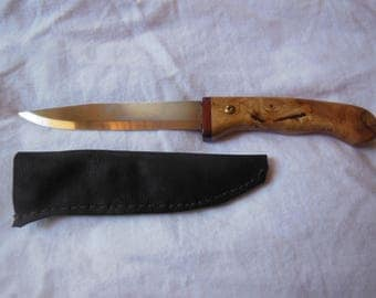 Olivier handle hunting knife