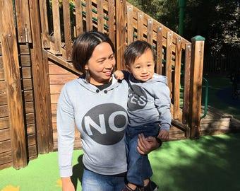 Mother Daughter Matching Dress Mother Daughter Matching Outfit mommy and me matching outfits mother daughter matching dresses Son Sweatshirt