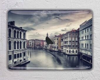 City macbook skin travel macbook decal italy macbook sticker cityscape macbook cover venice macbook pro skin macbook air FSM162