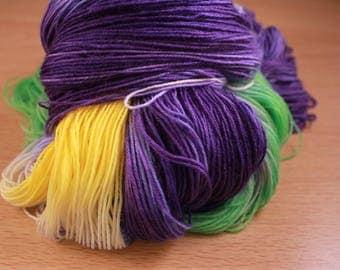 Iris Handyed Yarn