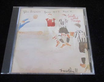 John Lennon Walls and Bridges CD Parlaphone CDP 7 46768 2 Apple Records United States 1974