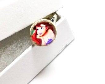 Little mermaid ring