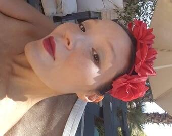 Billie Holiday Headband