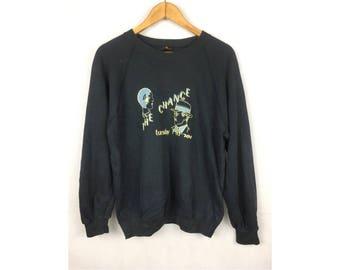 THe CHANGE by Gum Gum Television Show Long Sleeve Sweatshirt Medium Size