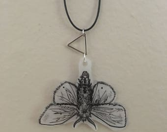 Moth Necklace 3