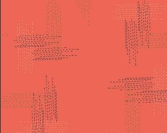 Miss Thread Woodlands designed by Bari J.  for Art Gallery Fabrics, Boho Fabric, Floral Fabric