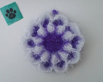 tawashi sponge ware/shower/scrubbie purple kitchen